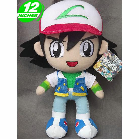 Anime Pokemon plush toys (7)