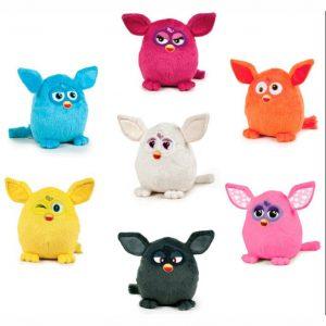 The Trash Pack plush toys (10)